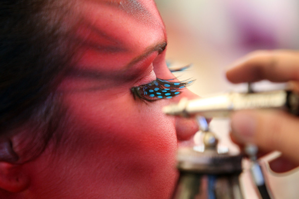 Painting - Activity「Australian Body Art Carnivale Takes Place In Queensland」:写真・画像(13)[壁紙.com]