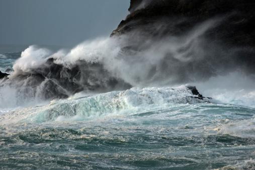 Rock Music「Gale at West Burra on Shetland」:スマホ壁紙(5)