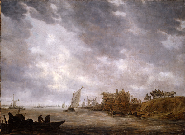 Fisherman「A River Scene」:写真・画像(14)[壁紙.com]