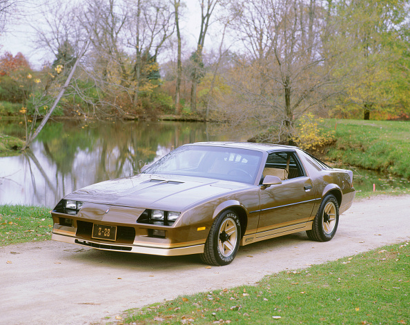 Beaulieu National Motor Museum「1982 Chevrolet Camaro Z28」:写真・画像(7)[壁紙.com]