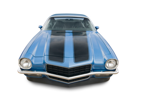 Hot Rod Car「Chevrolet Camaro」:スマホ壁紙(3)