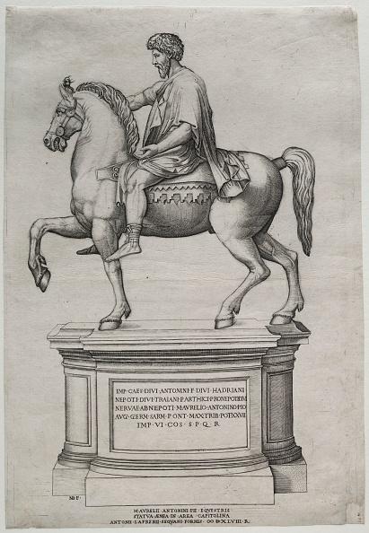 Horse「Equestrian Statue Of Marcus Aurelius」:写真・画像(4)[壁紙.com]