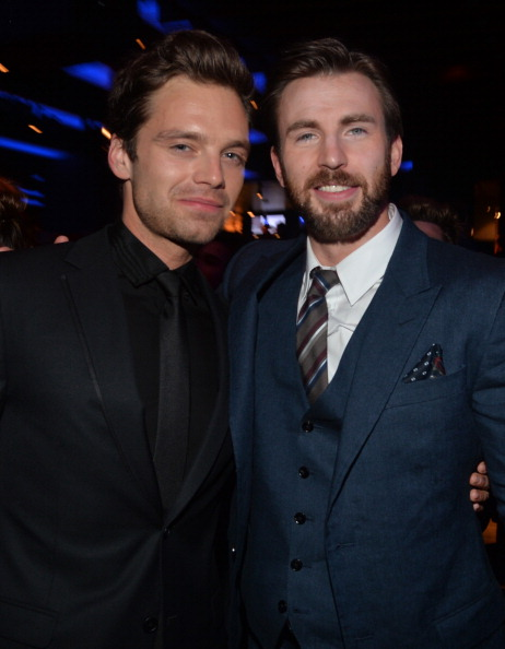 "Captain America: The Winter Soldier「Marvel's ""Captain America: The Winter Soldier"" Premiere - After Party」:写真・画像(3)[壁紙.com]"
