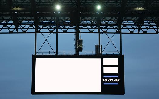 Stadium「Empty Billboard Stadium」:スマホ壁紙(5)