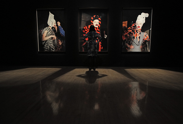 Alexander McQueen - Designer Label「Preview Of The Nick Waplington And Alexander McQueen Exhibition」:写真・画像(4)[壁紙.com]