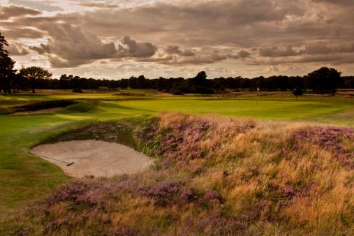 Sand Trap「Golf  course, UK」:スマホ壁紙(8)