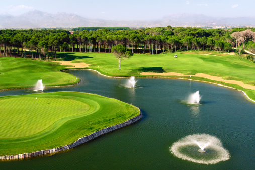 Hole「Golf Course」:スマホ壁紙(10)