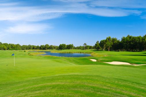 Hole「Golf Course」:スマホ壁紙(19)