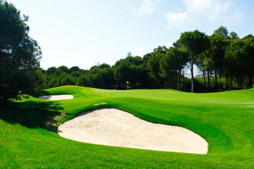 Sand Trap「Golf Course」:スマホ壁紙(1)