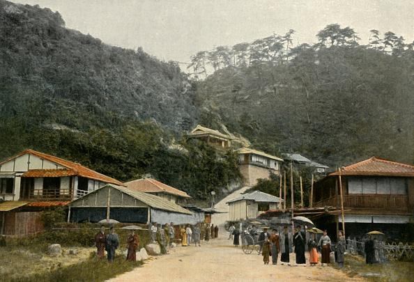 Heritage Images「Une Rue A Nunobiki」:写真・画像(3)[壁紙.com]