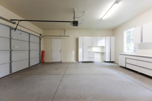 Garage「Empty Garage Closed」:スマホ壁紙(19)