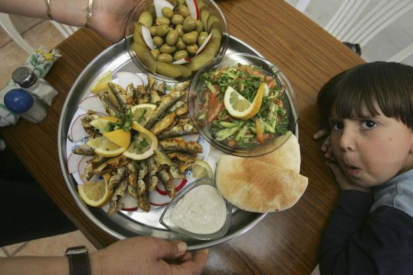 Salad「Aspects Of The Mediterranean Diet」:写真・画像(5)[壁紙.com]