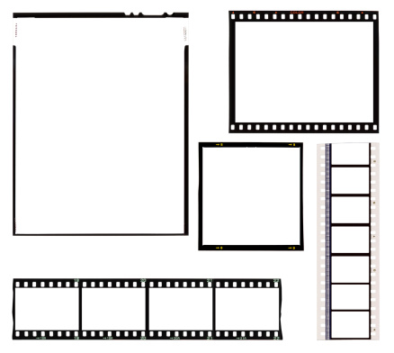 Photography Themes「Various film boarders」:スマホ壁紙(6)