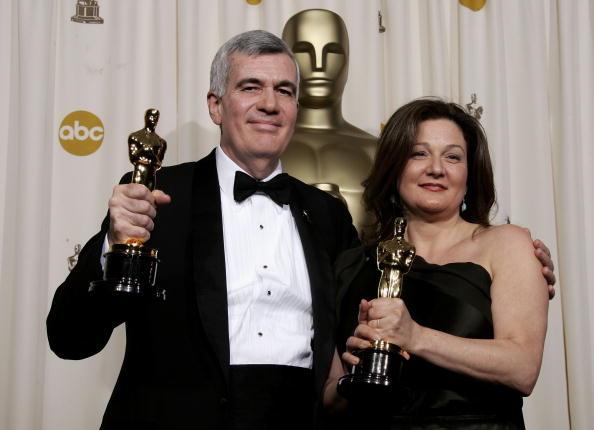 Digitally Generated Image「78th Annual Academy Awards - Pressroom」:写真・画像(14)[壁紙.com]