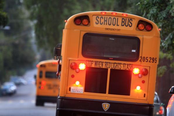 School Building「California Budget Crisis Threatens Basic Services」:写真・画像(0)[壁紙.com]