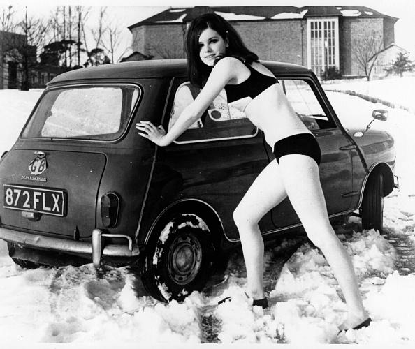 Contrasts「Bikini In The Snow」:写真・画像(17)[壁紙.com]
