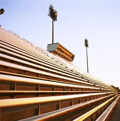 Stadium「Football stadium bleachers」:スマホ壁紙(2)
