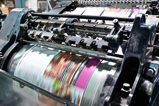 Publication「Printing at high speed」:スマホ壁紙(2)