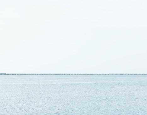 Sky「Breakwater in the sea」:スマホ壁紙(17)