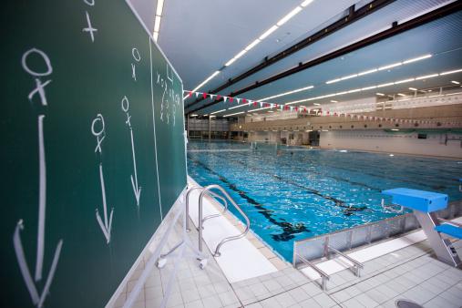 Sports Training「Water polo tactics blackboard」:スマホ壁紙(15)