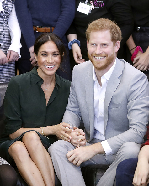 Visit「The Duke & Duchess Of Sussex Visit Sussex」:写真・画像(13)[壁紙.com]