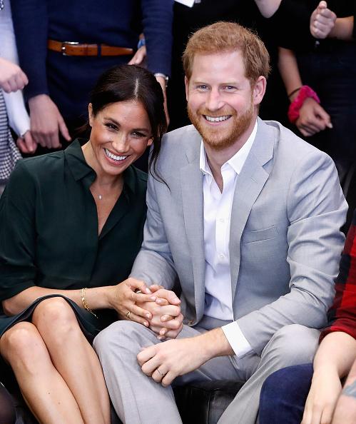 Prince Harry「The Duke & Duchess Of Sussex Visit Sussex」:写真・画像(12)[壁紙.com]
