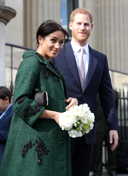 Event「The Duke And Duchess Of Sussex Attend A Commonwealth Day Youth Event At Canada House」:写真・画像(8)[壁紙.com]