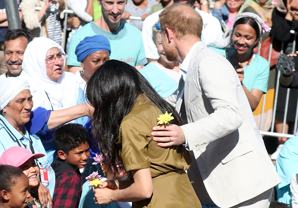 Malay Quarter「The Duke and Duchess Of Sussex Visit South Africa」:写真・画像(18)[壁紙.com]