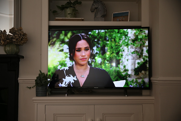 Interview - Event「The Duke And Duchess Of Sussex Are Interviewed By Oprah Winfrey」:写真・画像(13)[壁紙.com]