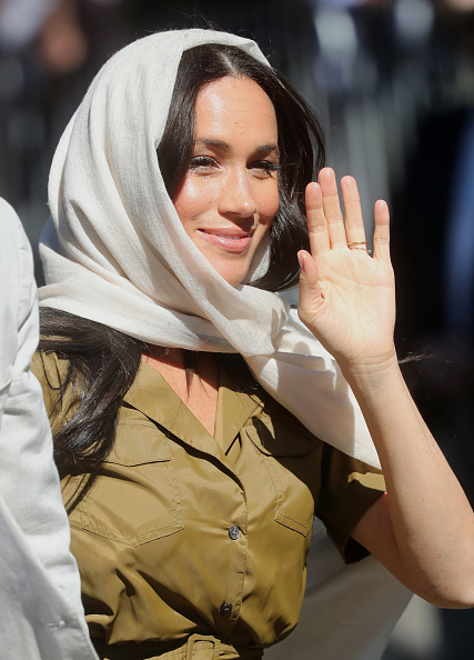 Malay Quarter「The Duke and Duchess Of Sussex Visit South Africa」:写真・画像(14)[壁紙.com]
