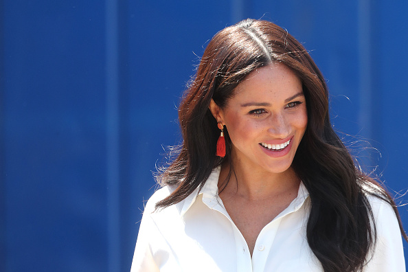 Sussex「The Duke And Duchess Of Sussex Visit Johannesburg - Day Two」:写真・画像(8)[壁紙.com]