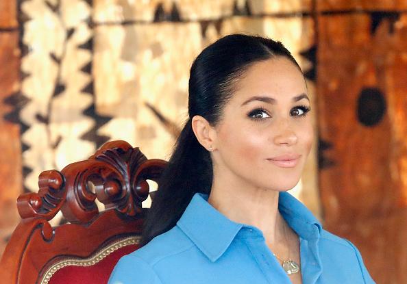 Headshot「The Duke And Duchess Of Sussex Visit Tonga - Day 2」:写真・画像(7)[壁紙.com]