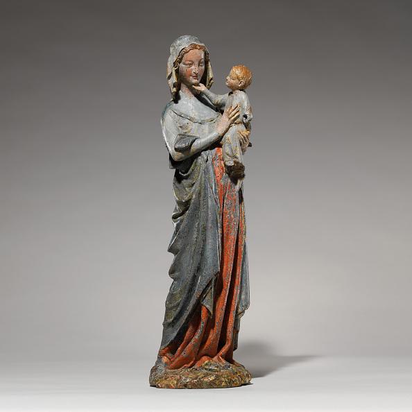 Virgin Mary「Devotional Statuette Of The Virgin And Child」:写真・画像(2)[壁紙.com]