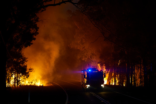 New South Wales「Emergency Warning Issued For Hawkesbury As Bushfire Nears Sydney Outskirts」:写真・画像(16)[壁紙.com]