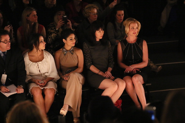 Katherine Heigl「TRESemme At Jenny Packham - Front Row - Fall 2013 Mercedes-Benz Fashion Week」:写真・画像(11)[壁紙.com]