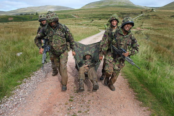 Infantry「London's Only Territorial Army Infantry Regiment Train For Afghanistan」:写真・画像(13)[壁紙.com]