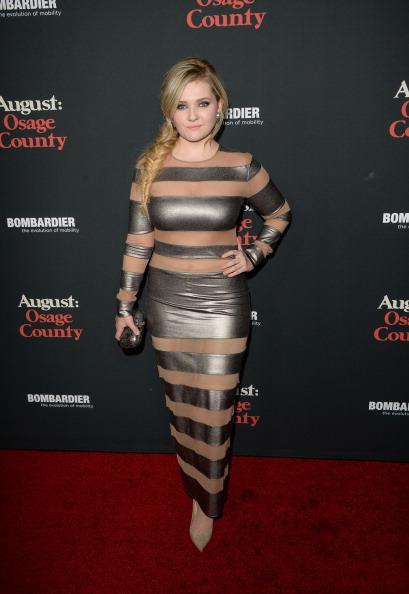 """アビゲイル ブレスリン「Premiere Of The Weinstein Company's """"August: Osage County"""" - Arrivals」:写真・画像(11)[壁紙.com]"""