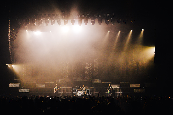 The Forum - Inglewood「Blink-182 And Lil Wayne Perform At The Forum」:写真・画像(13)[壁紙.com]