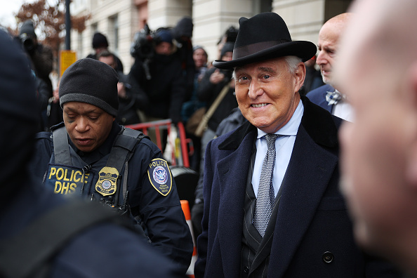 Advice「Trump Confidant Roger Stone Sentenced In Obstruction And Witness Tampering Case」:写真・画像(17)[壁紙.com]