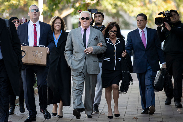 Teamwork「Trial Begins For Trump Associate Roger Stone」:写真・画像(7)[壁紙.com]