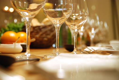 Wineglass「dinner table decoration」:スマホ壁紙(16)