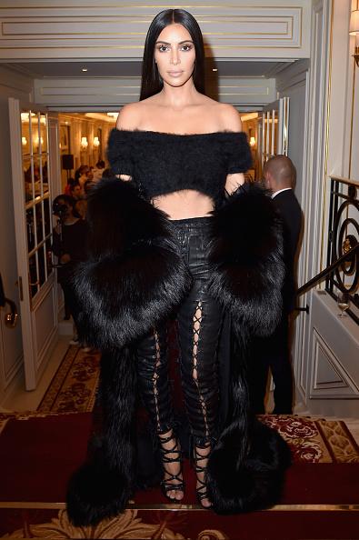 Fur Coat「Buro 24/7 Fashion Forward Initiative - Paris Fashion Week Womenswear Spring/Summer 2016」:写真・画像(9)[壁紙.com]