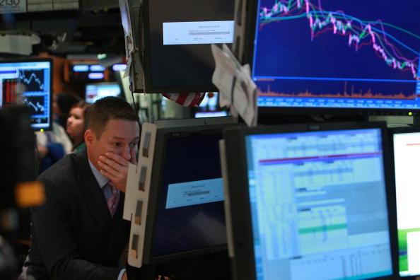 Crisis「Wall Street Reels As Major Financial Companies Face Crisis」:写真・画像(3)[壁紙.com]