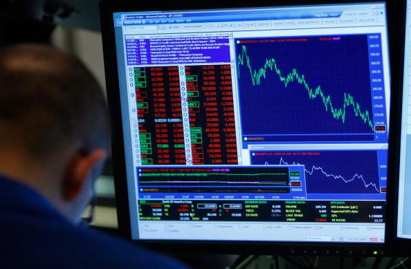 Financial Figures「Dow Plunges Despite Fed Buyout Plan for Debt」:写真・画像(7)[壁紙.com]