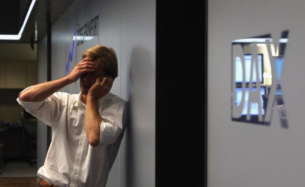Debt「German Stock Exchange Reacts To U.S. Downgrade」:写真・画像(5)[壁紙.com]