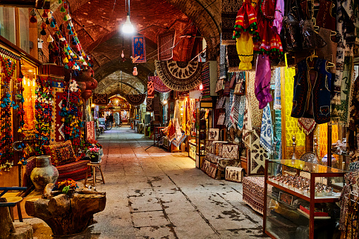 Iran「Bazaar of Isfahan, Iran」:スマホ壁紙(1)