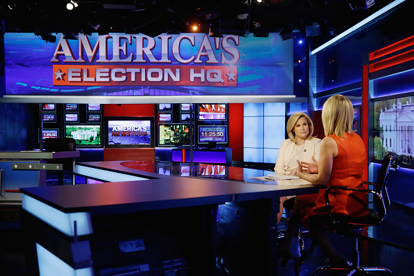 Fox Photos「Heidi Cruz Visits FOX News」:写真・画像(8)[壁紙.com]