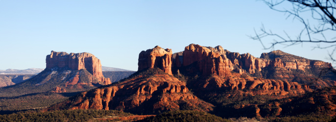 Sedona「Arizona desert life Cathedral Rock」:スマホ壁紙(15)