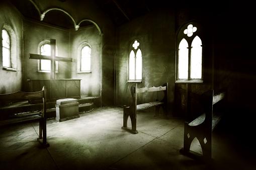 Cathedral「Way to God」:スマホ壁紙(13)