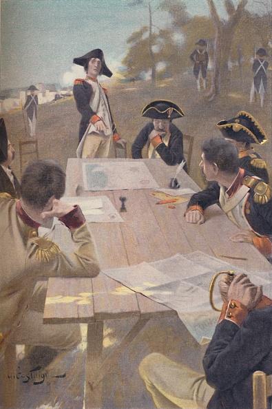 Planning「Bonaparte Explaining His Plan For The Taking Of Toulon」:写真・画像(15)[壁紙.com]